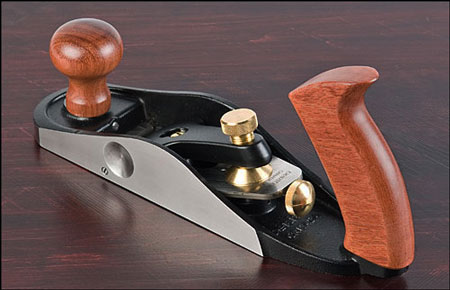 Veritas Small Bevel-Up Smoothing Plane