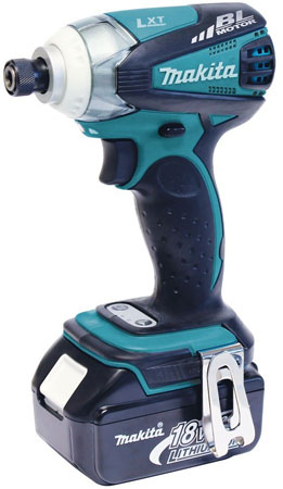 Makita LXDT01 Impact Driver with 3 Speed Settings