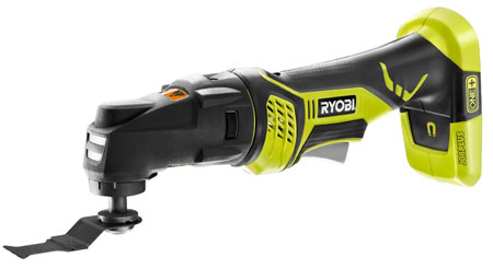Ryobi JobPlus Multi-Tool and 18V JobMax Base