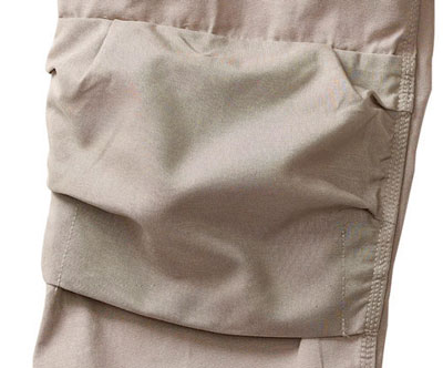 Blaklader Bantam Work Pants Kneepad Pocket