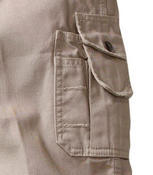 Blaklader Bantam Work Pants Left Leg Pocket Group