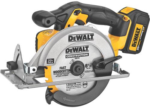 Dewalt 20V Max Circular Saw Combo Kit Version