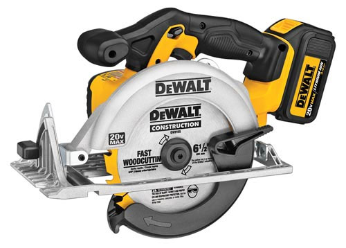 What you need to know about the saws in dewalts 20v max combo kits dewalt 20v max circular saw greentooth Choice Image