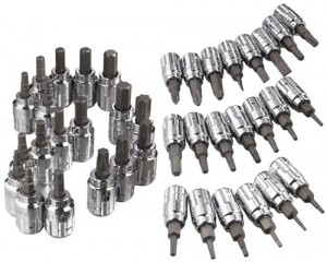 GearWrench Screwdriver Bit Socket Set