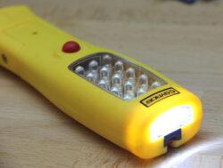 Gyros MagnaLite Pocket Pro 3-LED Spotlight Mode