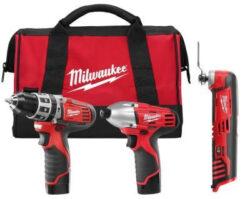 Milwaukee 2497-22 Special Bonus Combo