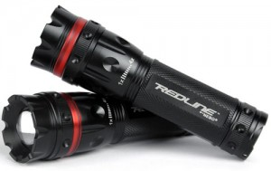 Nebo Redline Black LED Tactical Flashlight