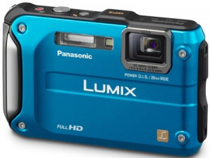 Panasonic Lumix TS3 Rugged Digital Camera