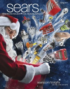 Sears & Craftsman Holiday Tool Catalog 2011