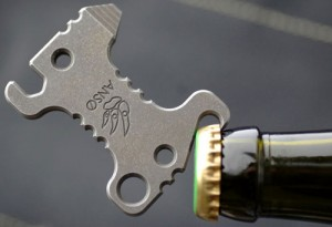 Anso Knives Barbar Titanium Multi-Tool