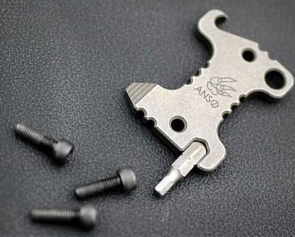 Anso Knives Barbar Mini Multi-Tool Bit Wrench