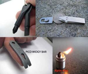 EDC Keychain Tool Kit