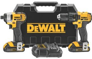 Buy Select Dewalt 20V Tools or Kits, Get $25 Amazon Gift Card