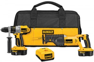 Makita & Dewalt Cordless Tool Combos and Accessories Deals