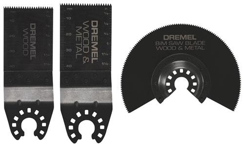 Dremel Oscillating Tool New Blades