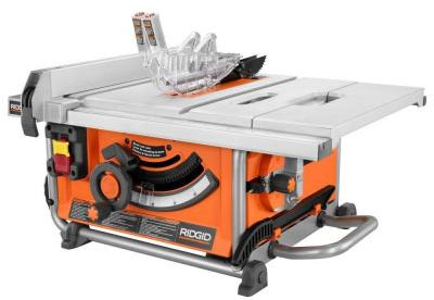Ridgid R45161 Table Saw ridgid compact table saw r45161 at home depot a good buy? Powermatic 66 Table Saw at crackthecode.co