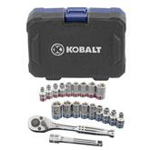 porter cable 12v super combo kobalt 20pc socket set bostitch compressor u0026 nailer combo