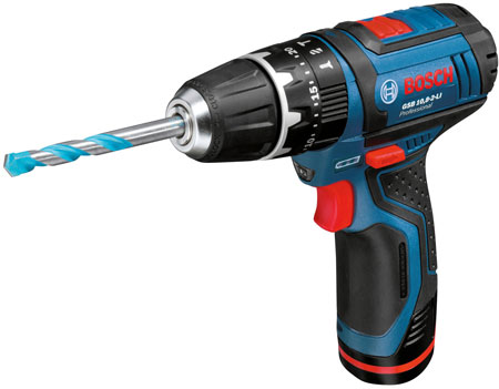 how to clean blades of bosch cordless set
