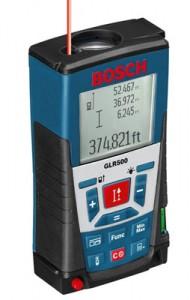 Bosch GLR500 Laser Distance Measuring Tool $150!