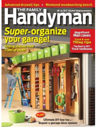 Family Handyman 1 Year Subscription For 7