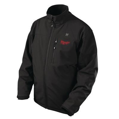 milwaukee m12 heated jacket available in black. Black Bedroom Furniture Sets. Home Design Ideas