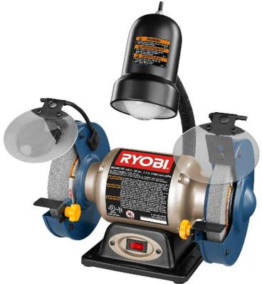 6 Inch Bench Grinders Craftsman Vs Ryobi Vs Porter Cable