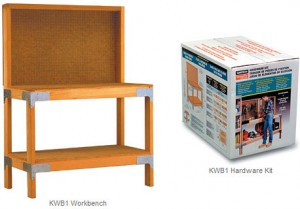 Simpson Strong-Tie Workbench Kit