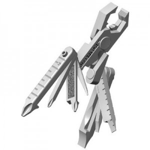 Swiss Tech Micro Max Keychain Tool
