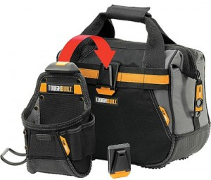 ToughBuilt Project Bag with Pouch – $13