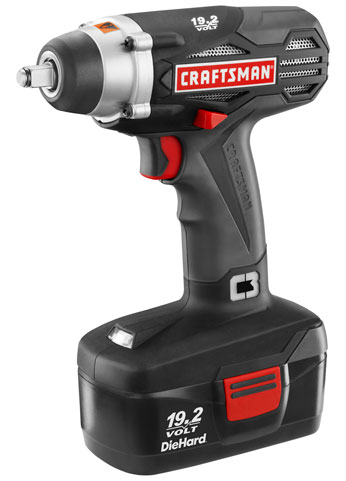 Craftsman Cordless Impact Wrench 32741