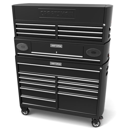 Craftsman Powered Contour Tool Storage