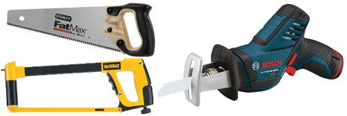 Essential Tools for DIY and Homeowners Saws
