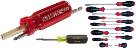 Essential Tools for DIY and Homeowners Screwdrivers