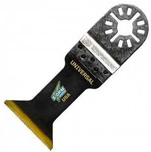 Imperial Blades Storm T340 Oscillating Multi-Tool Blade