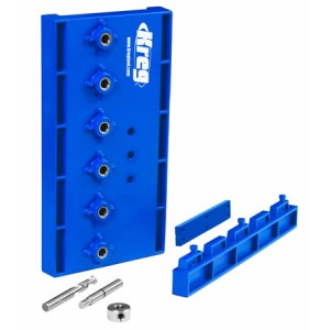 Kreg Shelf Pin Drilling Jig