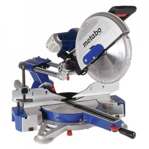 Metabo 12-inch Sliding Miter Saw