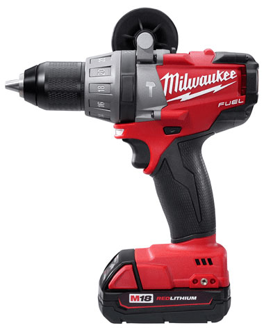 Milwaukee FUEL Hammer Drill