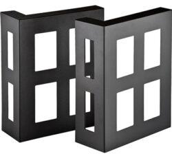 Rockler I-Semble Shelf Blocks Black