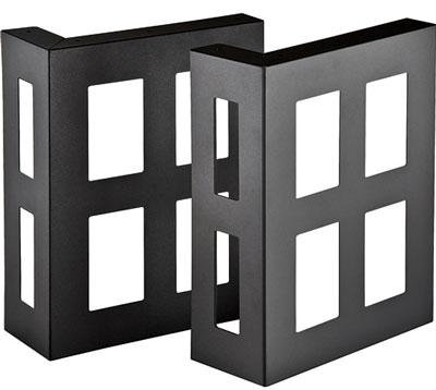 Rockler I-Semble Shelf Blocks for Easy DIY Shelving