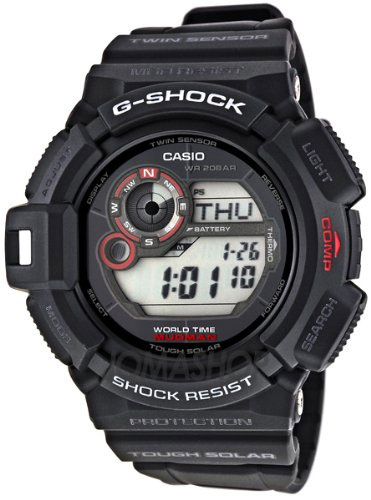 Casio G-Shock Mudman Scorpion Watch
