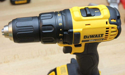 Dewalt 20V Compact Cordless Drill Review DCD780C2
