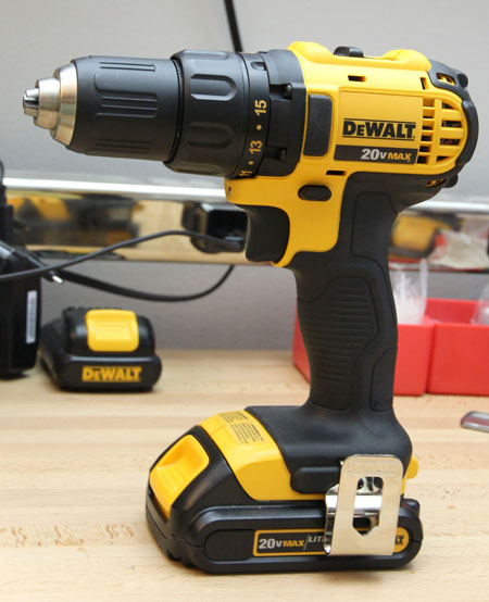 Dewalt 20V Drill DCD780C2