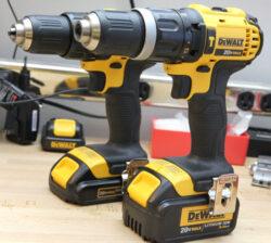 Dewalt 20V Hammer Drill DCD785C2 vs DCD780 Drill