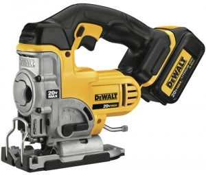 New Dewalt 20V Jig Saw