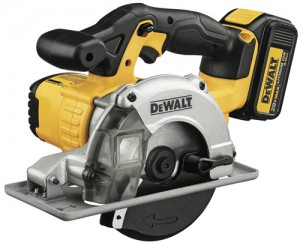 Dewalt 20V Metal Cutting Circular Saw