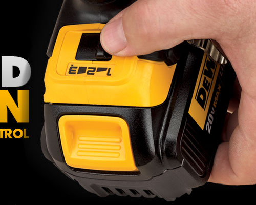 Dewalt Brushless Impact Driver Speed Switch