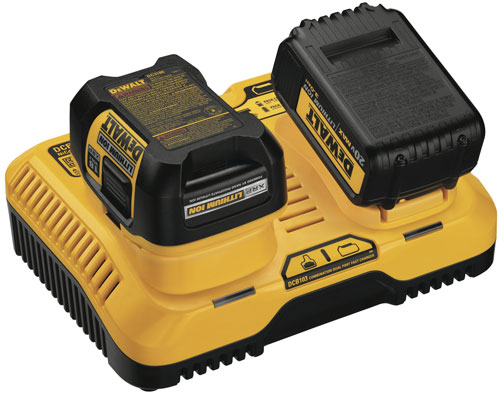 Dewalt Dual Port Fast Battery Charger