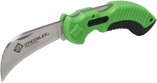 Greenlee Utility Knives Recalled Due to Laceration Hazard