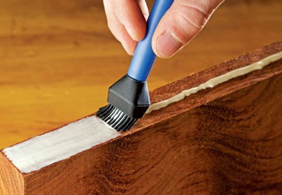 Rockler Silicone Glue Brush Non Stick And Reusable