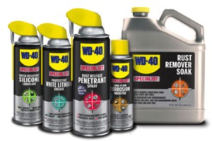 WD-40 Specialized Product Family